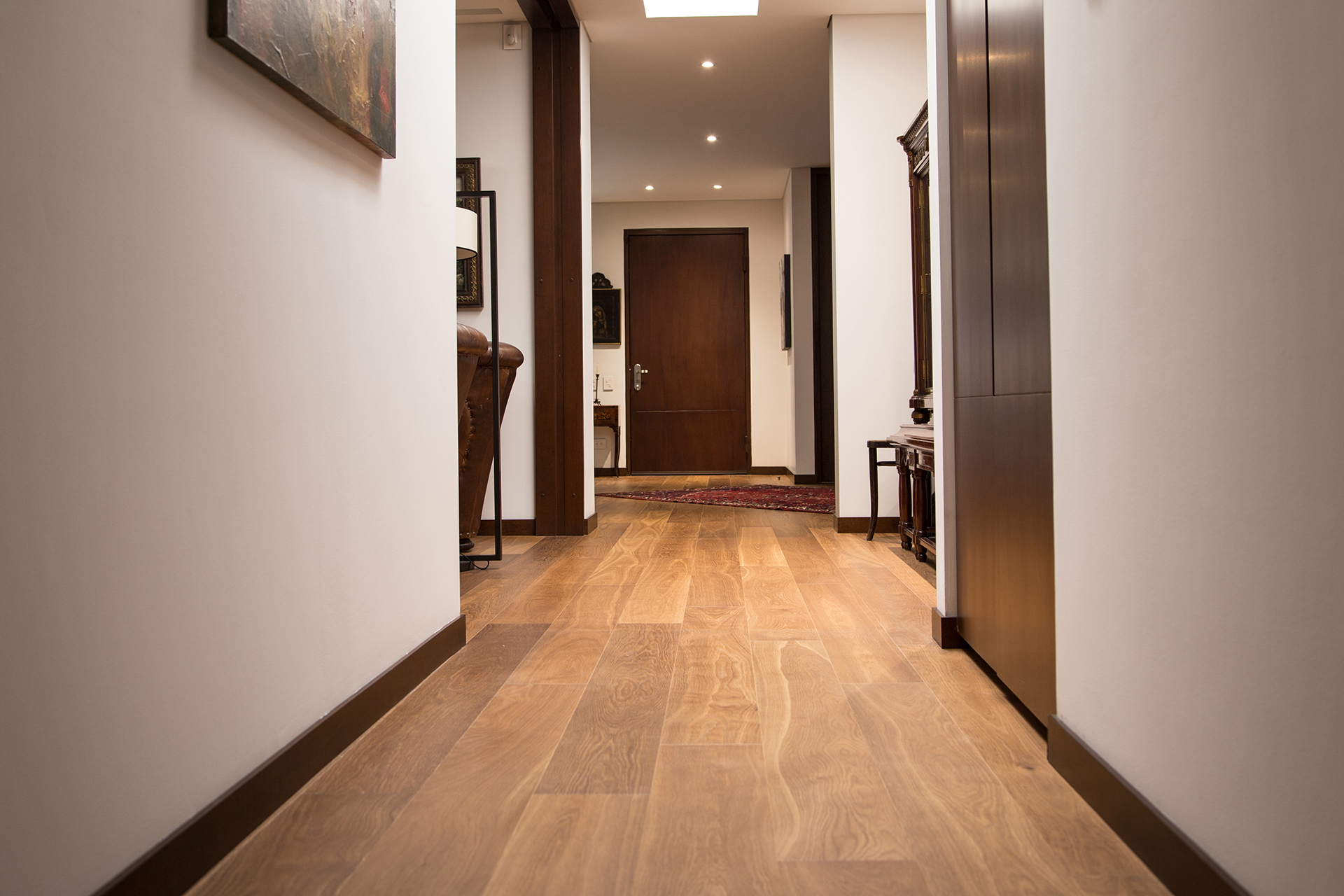 Engineered Wood Flooring Real